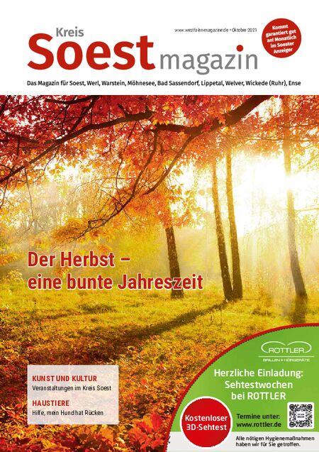 Soest Magazin vom 02.10.2021