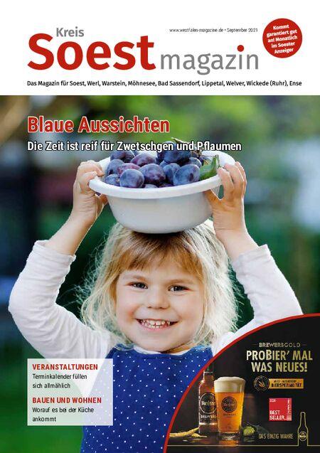 Soest Magazin  vom 04.09.2021
