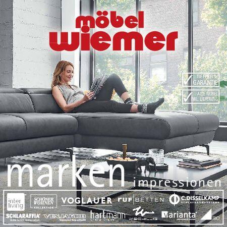 Möbel Wiemer vom 25.09.2021